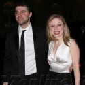 Chelsea Clinton Strikes A Pose With Husband Marc Mezvinsky