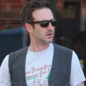 Courteney Cox Visits The Chiropractor While Ex David Arquette Grabs Coffee