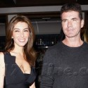 Simon Cowell And Fiancee Out On The Town