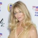 Goldie Hawn Gets Funny In London