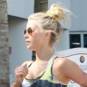 Julianne Hough Works It In Miami