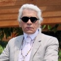 Karl Lagerfeld In France