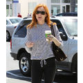 Marcia Cross Gets Caffeinated