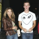 Maria Shriver Hangs Out With Son Patrick
