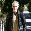 Samantha Ronson Gets Back To Work In The Studio
