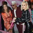 Khloe Kardashian Looks SO SAD At PrettyLittleThing Grand Opening