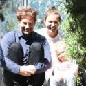 Bradley Cooper And Irina Shayk Look Blissfully In Love And Happy With Daughter Lea