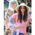 Megan Fox Spends Mother's Day With Her Kids