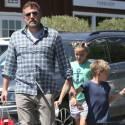 Ben Affleck's Growing A Dad Bod!