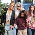 Jennifer Lopez Takes Her Twins And Son-To-Be Step-Daughters On A PRICEY Shopping Spree!