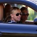 Ellen DeGeneres And Portia De Rossi Enjoy Their Sunday