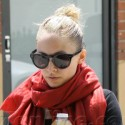 Nicole Richie Juices Up After The Gym