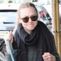 Amanda Seyfried Lunches At Urth Caffe