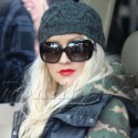 Christina Aguilera And Matthew Rutler Hit Up The Ivy