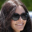 Courteney Cox Goes To The Chiropractor