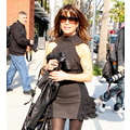 Paula Abdul Looks Sexy In Beverly Hills