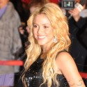 Shakira And The Stars At NRJ Music Awards