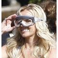 Britney Spears Films Skit For Jimmy Kimmel Live