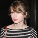 Taylor Swift Arrives Back In US