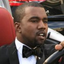 Kanye West And Celebs In Cannes