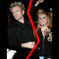 Avril Kicks Deryck To The Curb!