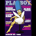 Marge Bares All, Celebrates 20 Years Of The Simpsons With Playboy