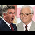 Alec Baldwin And Steve Martin To Co-Host Oscars!