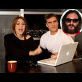 Joaquin Phoenix Ditches The Beard, Teams Up With Miley Cyrus & Liv Tyler For Charity!