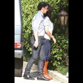 A Glimpse Of Kevin Jonas And His Jeans
