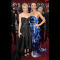 Young, Hot & Nominated!  Carey Mulligan And Maggie Gyllenhaal Together At The Oscars