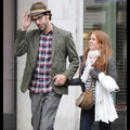 Isla Fisher And Sacha Baron Cohen Wed In Paris!