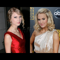 Taylor Swift And Carrie Underwood Lead CMT Nominations