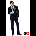 Ian Somerhalder Vamps It Up For GQ