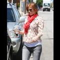 Isla Fisher: Still Pregnant, Still Not Confirming She Is