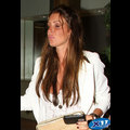 Rachel Uchitel Parties In LA After Denying Claims She's Blackmailing David Boreanaz
