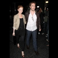 James Van Der Beek And His Expectant Girlfriend Hit The Town