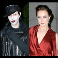 Marilyn Manson And Evan Rachel Wood To Make A Movie Together