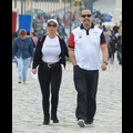 Ice-T And Coco Keep It Classy In France
