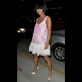 Bai Ling Wears Her Favorite Nightie Out On The Town