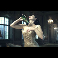 Perrier Rolls The Dice For Dita Von Teese