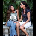 <em>Celebrity Rehab</em>'s Rachel Uchitel Seeks Comfort From Janice Dickinson???
