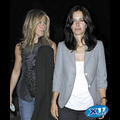 Jennifer Aniston To Reunite With Courteney Cox In <em>Cougar Town</em>