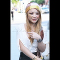 Tila Tequila Reveals Her Face, Bandages Her Bruises