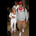 T.I. And Tiny Are So In Love At LAX