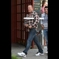 Mickey Rourke Is So Proud Of His New Buzz Cut