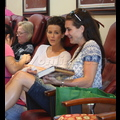 Brooke Shields And Kate Beckinsale: Pedicure Pals!