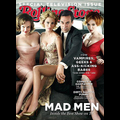 <em>Mad Men</em> Scene Stealers Strike A Pose