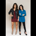 Kim And Kourtney Kardashian Debut Their QVC Line