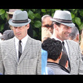 Mad Man Jon Hamm Puts On His Sunday Best