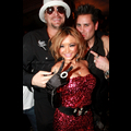 <em><font color=orange>X17 EXCLUSIVE</em></font> - Tila Tequila Is Sinfully Wild With Kid Rock In Las Vegas